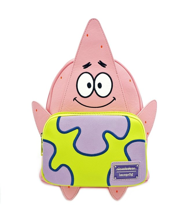 Loungefly Loungefly | Patrick Star Mini Rucksack