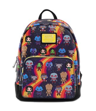 Loungefly Loungefly Marvel | Guardians Chibi Mini Rucksack