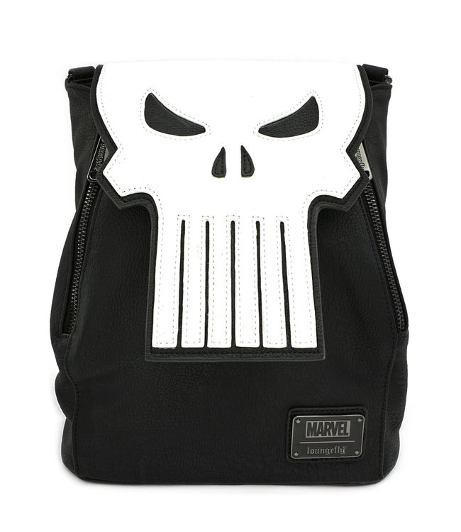Loungefly Loungefly Marvel | Punisher (Skull) Mini Rucksack