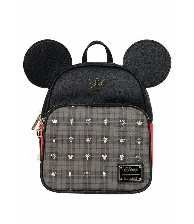 Loungefly Loungefly Kingdom Hearts | Mickey Mini Rucksack