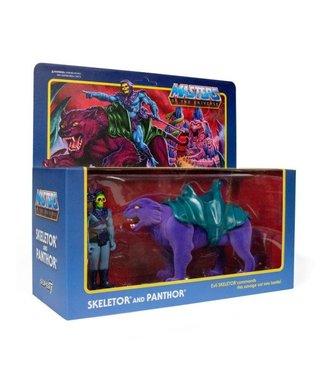 Super7 Vorbestellung | Masters of the Universe Skeletor & Panthor Actionfiguren Doppelpack