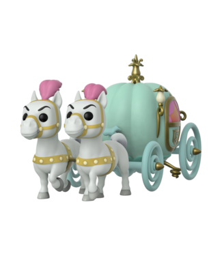 Funko Disney | Cinderella - Carriage Funko Pop Figur