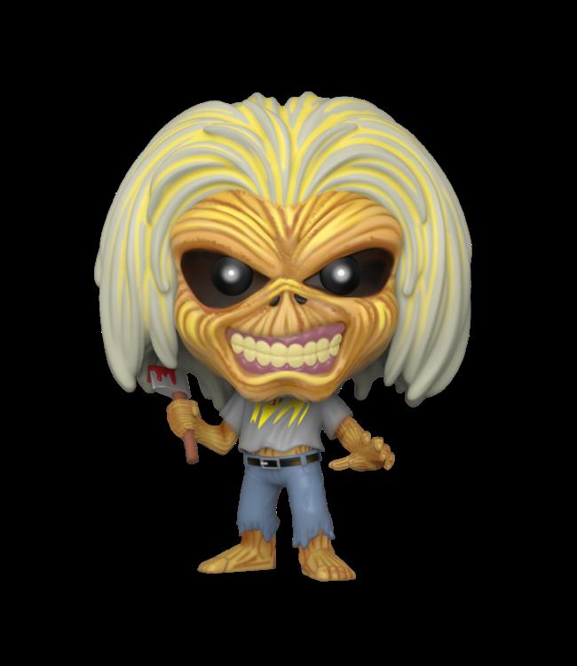 Funko Vorbestellung   Iron Maiden - Killers Eddie Funko Pop Figur