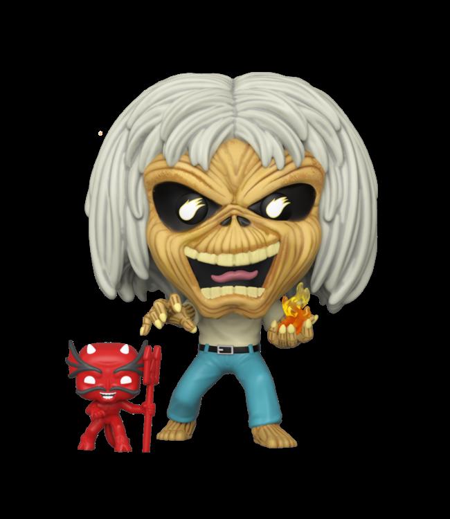 Funko Vorbestellung   Iron Maiden - Number Of The Beast Eddie Funko Pop Figur
