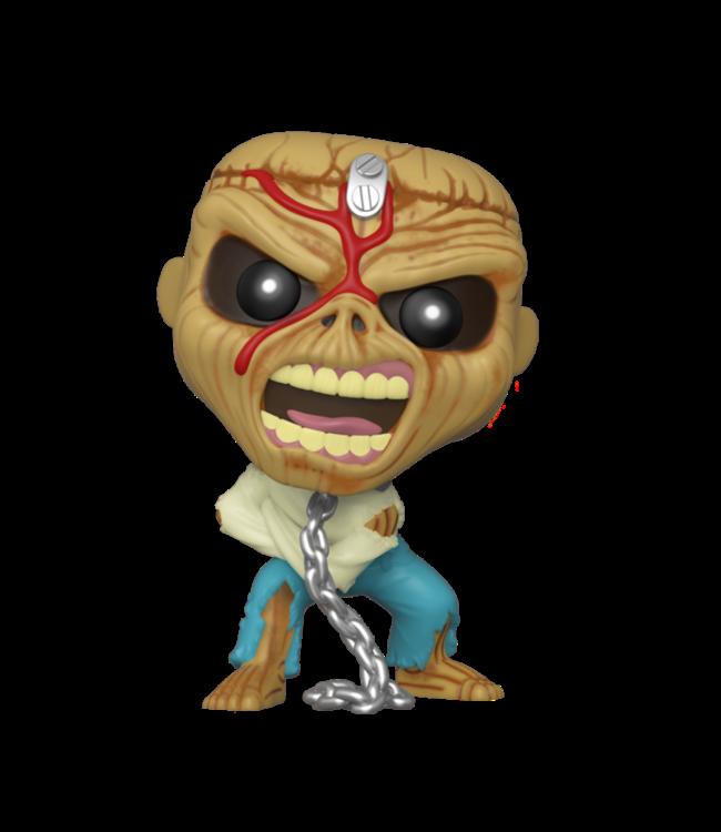 Funko Vorbestellung   Iron Maiden - Piece Of Mind Eddie Funko Pop Figur