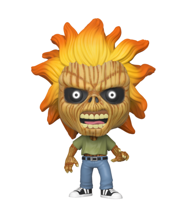 Funko Vorbestellung   Iron Maiden - Eddie Funko Pop Figur