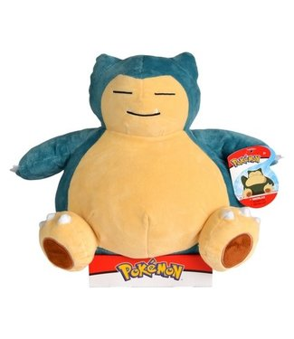Pokémon Pokemon | Relaxo Plüschfigur