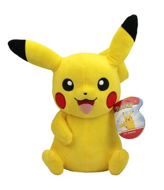 Pokémon Pokemon | Pikachu (Happy) Plüschfigur
