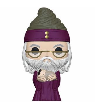 Funko Vorbestellung | Harry Potter - Dumbledore (Baby Harry) Funko Pop Figur