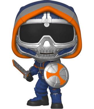 Funko Vorbestellung | Marvel - Taskmaster (Shield) Funko Pop Figur