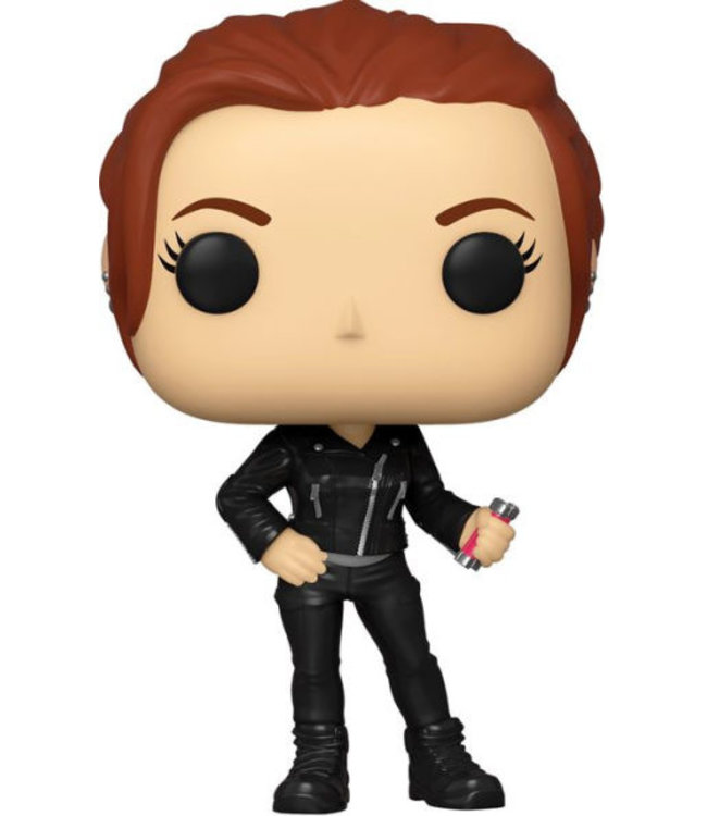 Funko Vorbestellung | Marvel - Black Widow (Street) Funko Pop Figur