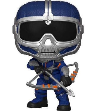 Funko Vorbestellung | Marvel - Taskmaster (Bow) Funko Pop Figur