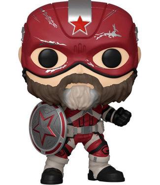 Funko Vorbestellung | Marvel - Red Guardian Funko Pop Figur