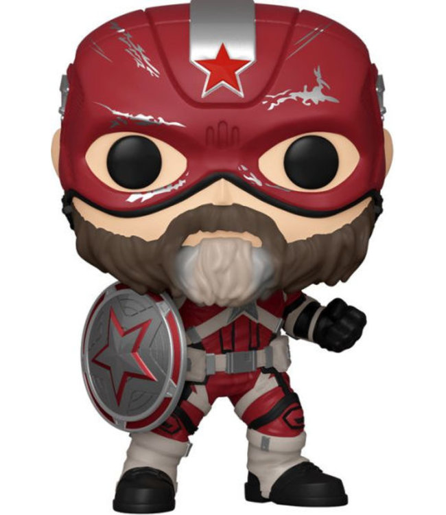Funko Vorbestellung | Marvel - Red Guardian Funko Pop Figur