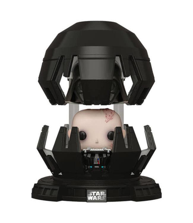 Funko Vorbestellung | Star Wars - Darth Vader (Deluxe) Funko Pop Figur
