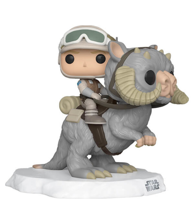 Funko Vorbestellung | Star Wars - Luke on Taun Taun (Deluxe) Funko Pop Figur