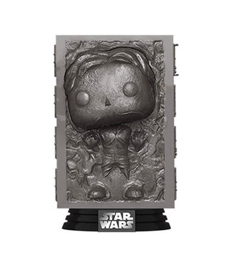 Funko Vorbestellung   Star Wars - Han Solo (Carbonite) Funko Pop Figur