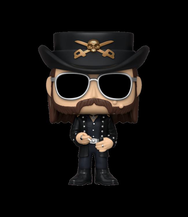 Funko Vorbestellung   Motorhead - Lemmy Funko Pop Figur
