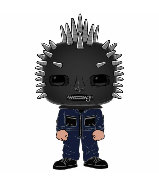 Funko Vorbestellung   Slipknot - Craig Jones Funko Pop Figur