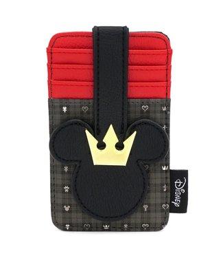 Loungefly Loungefly Disney   Kingdom Hearts Mickey Kartenetui