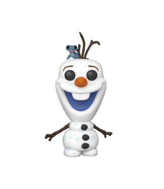 Funko Disney | Frozen 2 - Olaf with Bruni Funko Pop Figur
