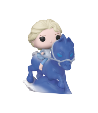 Funko Disney | Frozen 2 - Elsa Riding Nokk Funko Pop Rides Figur