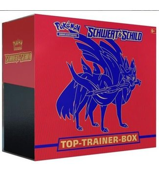 Pokémon Pokemon | Schwert und Schild Top-Trainer-Box (Zacian)