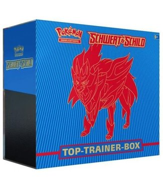 Pokémon Pokemon | Schwert und Schild Top-Trainer-Box (Zamazenta)