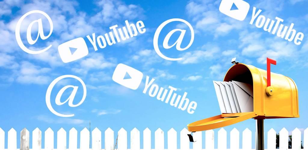 Direct Mail en YouTube