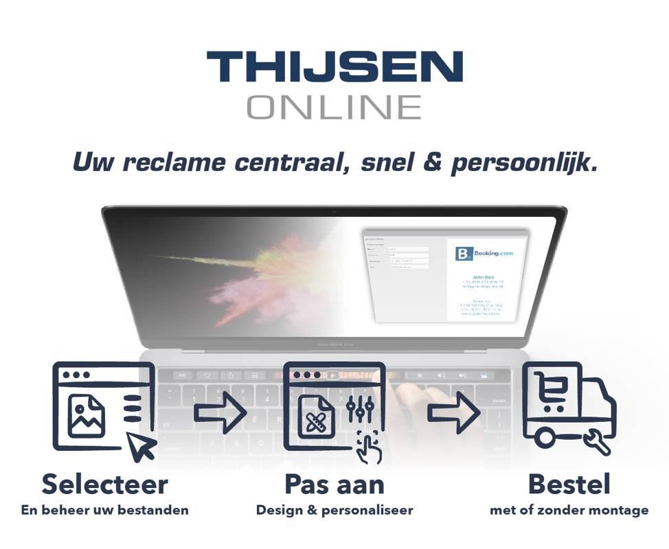 Thijsen Online - uw reclame centraal, snel & persoonlijk
