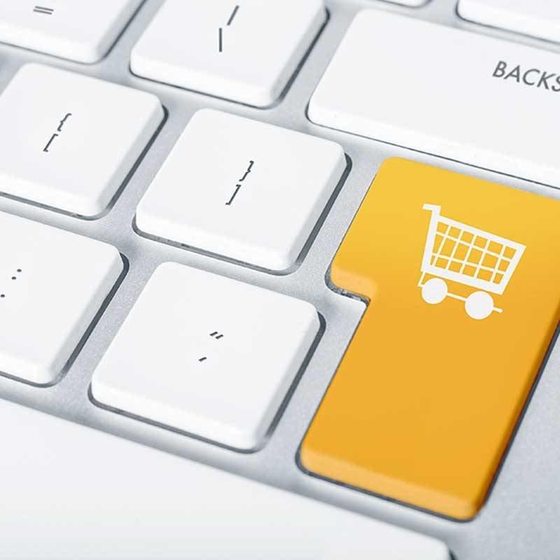 Webshop voor retailers