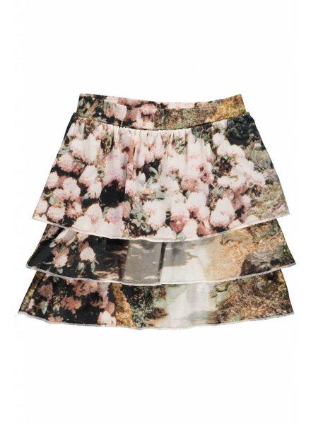 POPUPSHOP Merve Skirt Flower