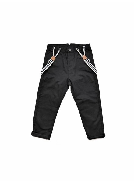 Sproet & Sprout Chino + suspenders
