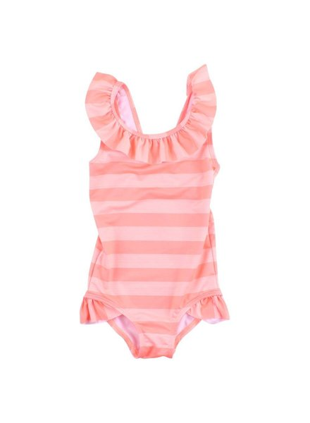 Small Rags Grace Bathing Suit  Pink