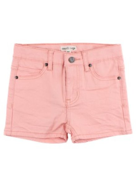 Small Rags Gerda Shorts Dusty Rose