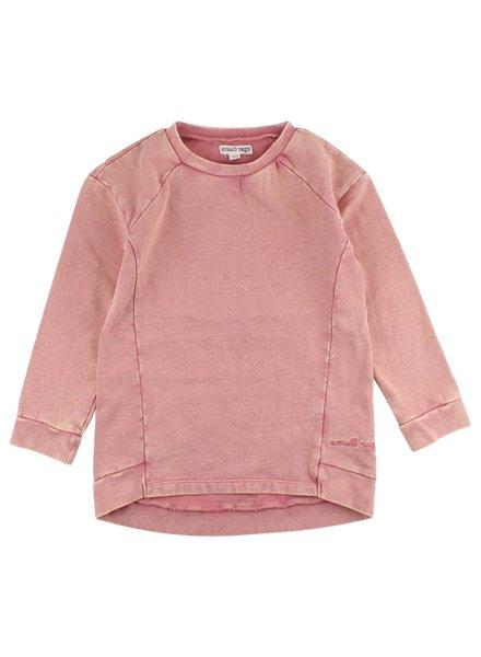 Small Rags Gerda Sweatshirt Dusty Rose