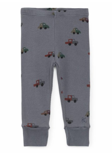 BOBO CHOSES Cars Leggings