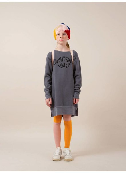 BOBO CHOSES Biocolor Pink And Yellow Tights