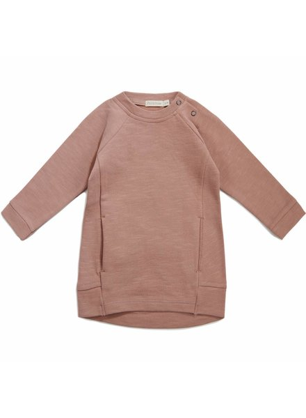 Phil & Phae Sweater dress - Dusty blush