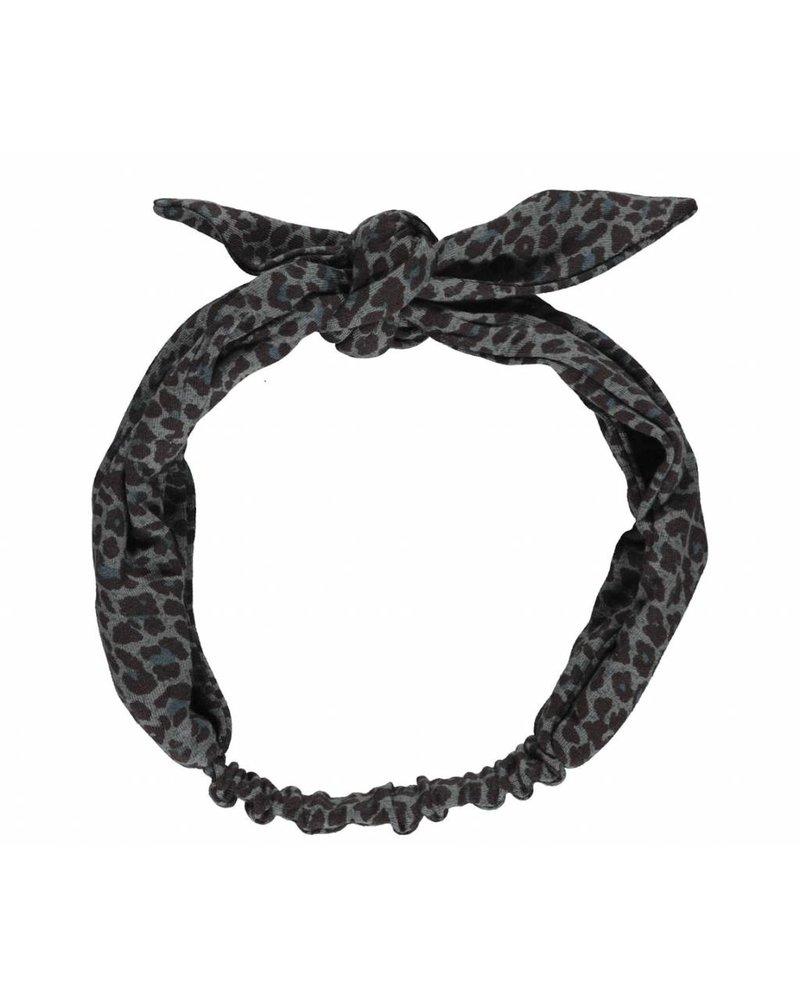 MarMar Copenhagen Headband Leopard Forrest Green