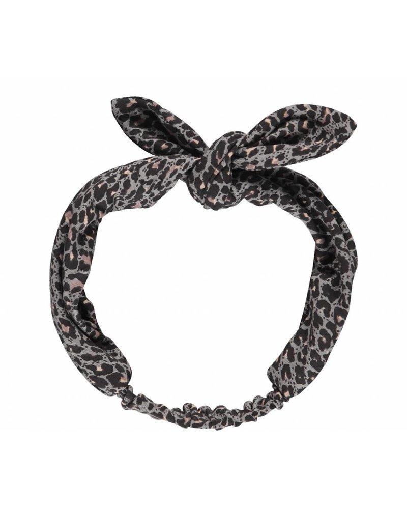 MarMar Copenhagen Headband Leopard Rose Nut