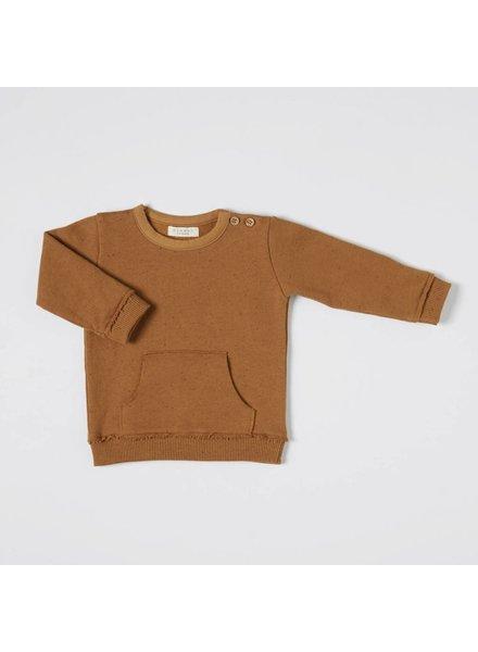 NIXNUT Kangaroo Sweater Rust
