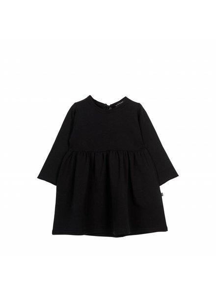 House of Jamie Oversized Dress Black