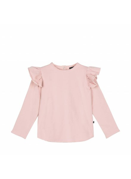 House of Jamie Girls Sweater Powder Pink