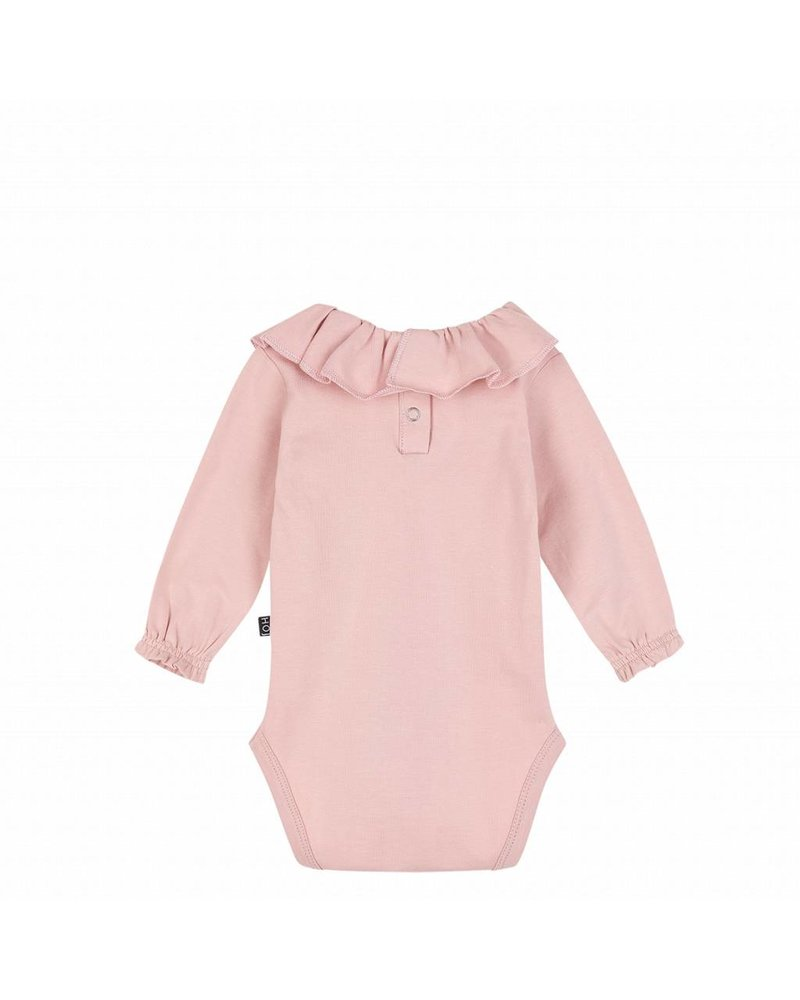 House of Jamie Pierrot Bodysuit Powder Pink