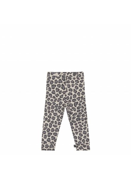 House of Jamie Bow Tie Legging Rocky Leopard