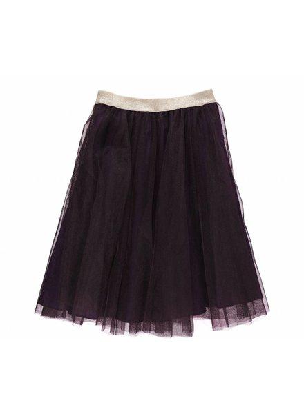 MarMar Copenhagen Skirt Solo Ballerina Dark Plum