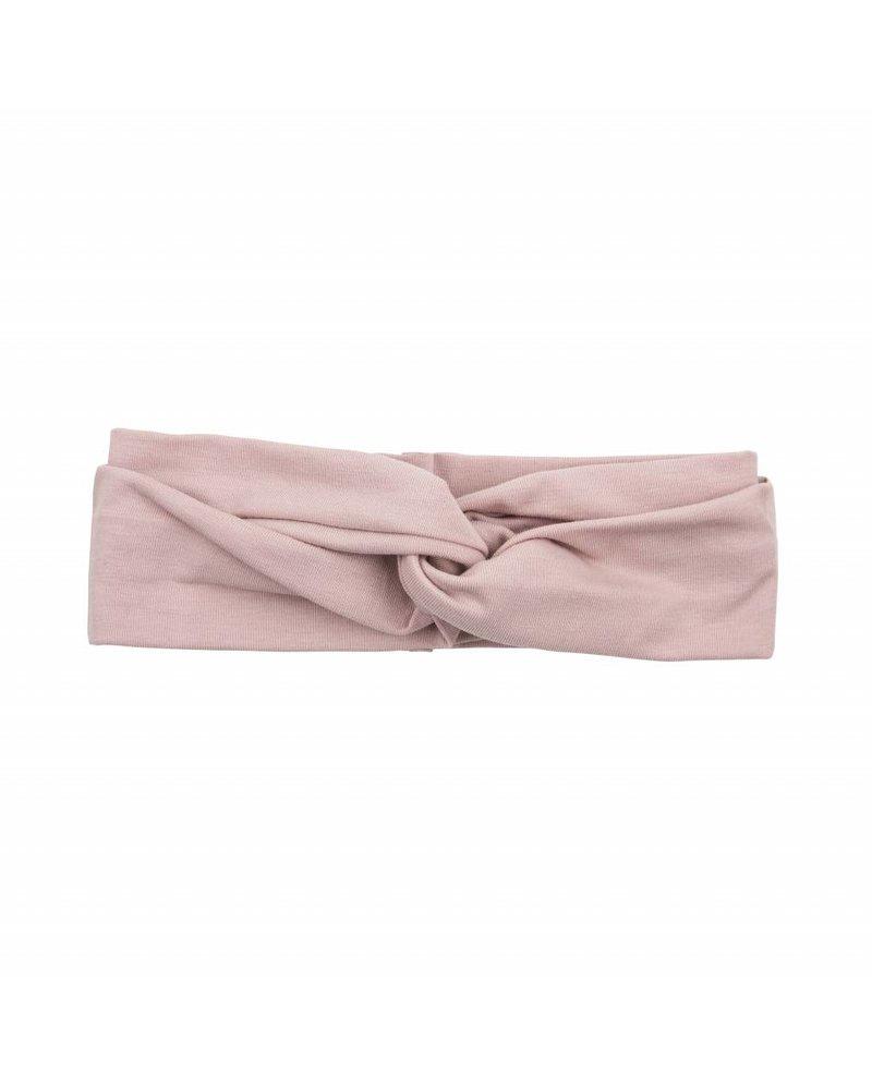 House of Jamie Turban Headband - Powder Pink