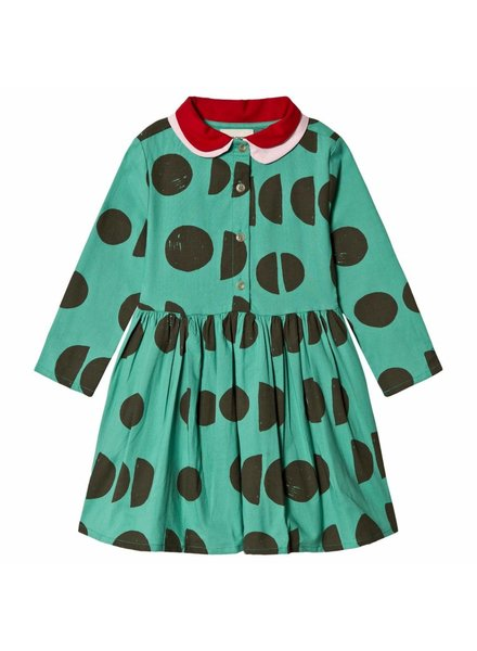 BOBO CHOSES Moons Princess Dress Viridis