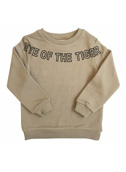 Maed For Mini Sweater Eye of the Tiger